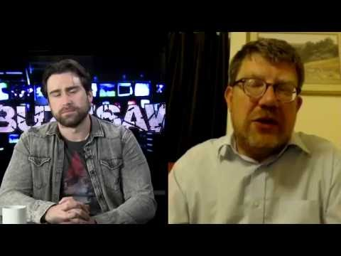 Bilderberg, Brexit, the CIA & the Nazis. Buzzsaw with Sean Stone & Tony Gosling