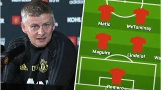 Man Utd team news: Predicted 4-2-3-1 line up vs Liverpool –Pogba, De Gea, Martial latest- transf...