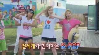SNSD  Dance Gangnam Style
