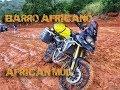 BMW GS - ADVENTURE en África con la lluvia y el barro | En moto por África