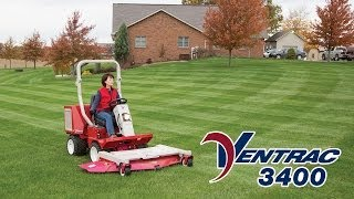 Ventrac 3400 - More mower than a Zero Turn Thumbnail