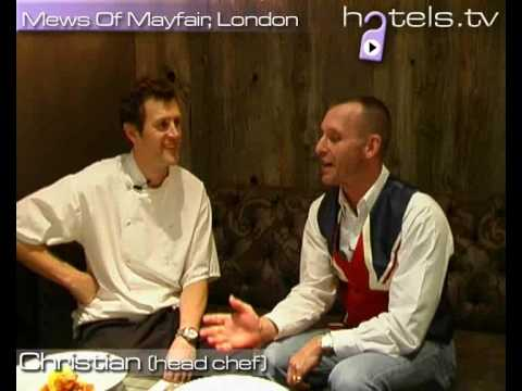 London Restaurants: Mews Of Mayfair - England Restaurants and Bars - Hotels.tv