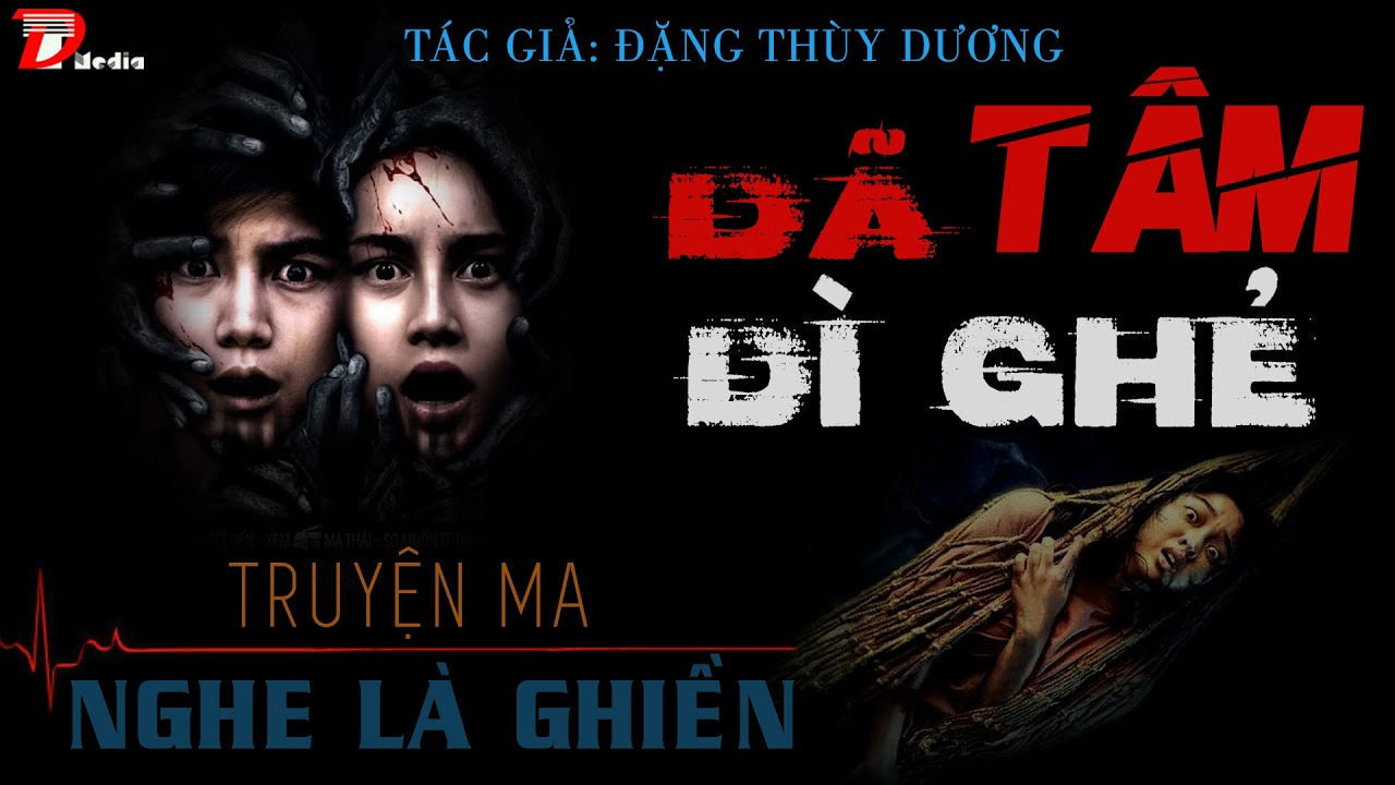 Dã Tâm Dì Ghẻ - Truyện Ma Nghe La Ghiền - Mc Duy Thuận Kể Audio Truyện
