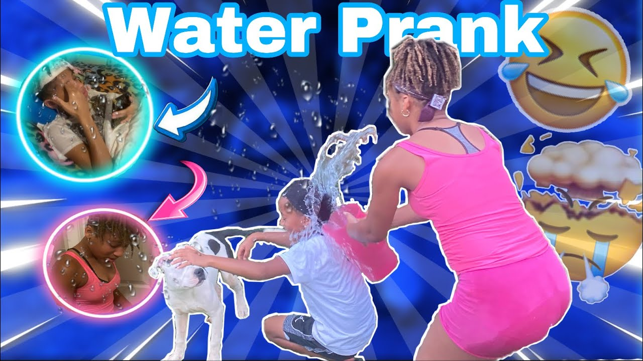 Download EXTREME WATER PRANK ON DEZY & JAZZY BACKFIRES ON KD