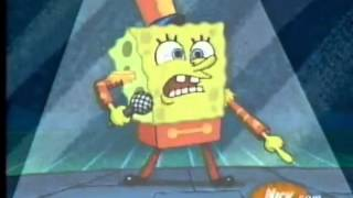 SpongyaBob Extra: Spongebob sings the final countdown