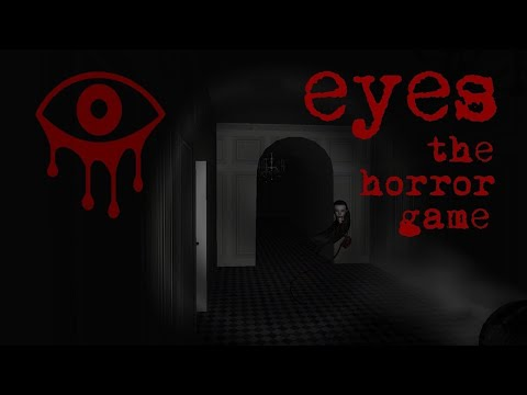 THE WORST HORROR GAME EVER!?!? | Eyes The Horror Game #1 |
