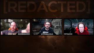 [REDACTED] Star Citizen Podcast #113 - Beacons & Ship Stats
