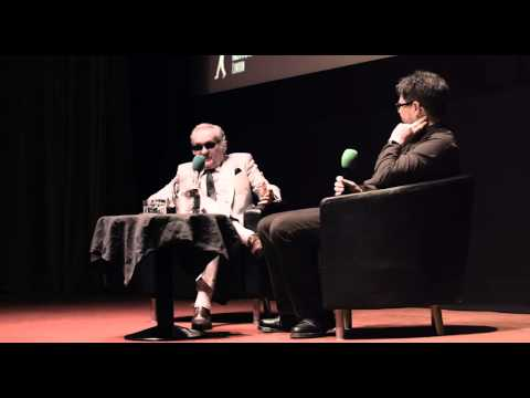 Q&A with film diector Jerzy Skolimowski (opening of the 14th KINOTEKA Polish Film Festival)