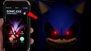 (SONIC.EXE IS HERE?) CALLING SONIC.EXE ON FACETIME AT 3AM (GONE WRONG)   SONIC CAME TO MY HOME