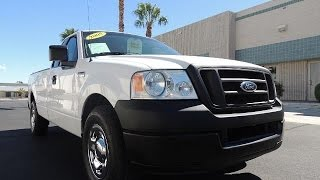 2005 Ford F150 For Sale- 8 Foot Long Bed- EXCELLENT Shape- PERFECTLY Kept & It Shows!   A41859