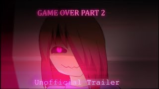 Glitchtale S2 EP6 - Game Over Part 2 - Avengers Infinity War Trailer Style
