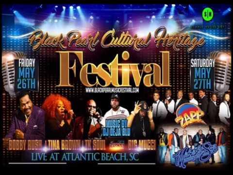 New Event 2017: Atlantic Beach Old School Music Fest!