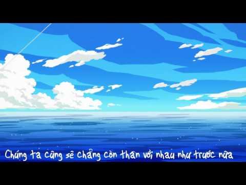 [Vietsub] Tsuritama ED - Sora Mo Toberu Hazu 空も飛べるはず