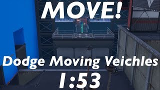 How To Complete MOVE! By Tollmolia With all 10 Coins | Fortnite Creative Walkrough