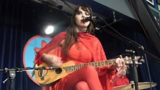 Le Butcherettes - Live @ Amoeba Music Hollywood (FULL SET) - 9/17/15
