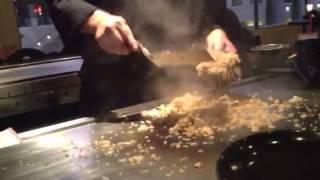 Dinner at Tokyo Wako in Pasadena