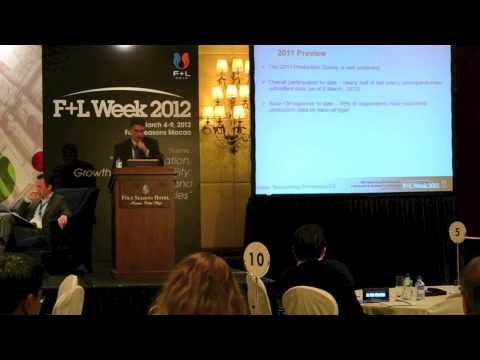 6th Asia-Pacific Base Oil, Lubricant & Grease Conference: Chuck Coe