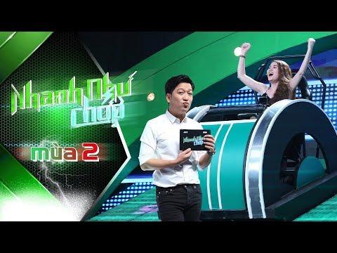 Khaly Chính Thức Lên Đỉnh Nhận 20 Triệu Đầu Tiên Của Mùa 2   Nhanh Như Chớp Mùa 2   Tập 03 Full HD
