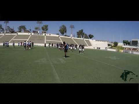 East Los Angeles Football #CampLife #2k17