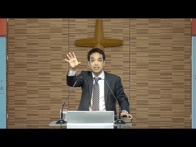 2019/05/12 성령에 의한 베드로의 설교② 십자가의 진실(사도행전2:22-36)