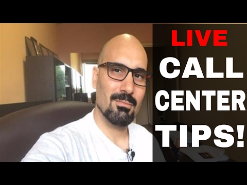 🔴 Call Center Training - How to Increase Your Sales on The P