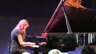 Levko Revutsky: Drei Präludien für Klavier, op. 4, Onute Gražinyte