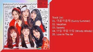 [Full Album] GFRIEND - Sunny Summer (Mini Album)