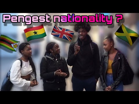 WHAT NATIONALITY HAS THE BEST LOOKING PEOPLE ? MILTON KEYNES