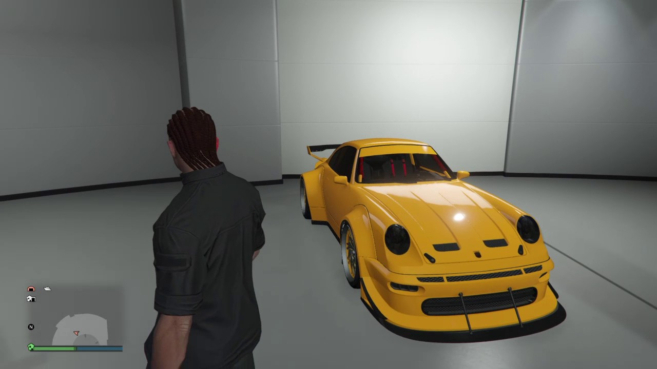 Gta5 Salut Com Le Garage De Gmk Audittquatro27 Youtube