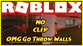 How to Noclip in Roblox Go Through Walls!! [STILL WORKING] (32 & 64 Bit)