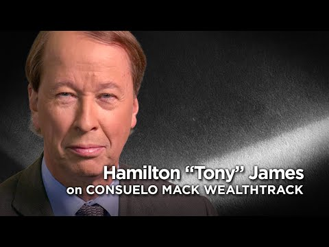 Blackstone's Tony James Discusses the Outlook for Private Equity and Other Alternative Investments