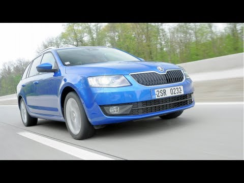 skoda octavia combi 2013 vorstellung youtube. Black Bedroom Furniture Sets. Home Design Ideas