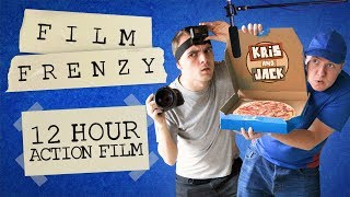We Made an Action Film in 12 Hours! | Film Frenzy | Kris and Jack