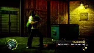 Sleeping Dogs (True Crime: Hong Kong) E3 2010 Gameplay Footage + Interview from G4TV