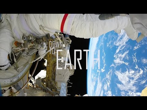 Down To Earth - The Overview Effect