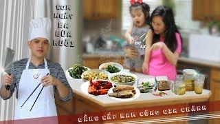 Cơm Ngày 3 Bữa,,Rưỡi,,,Do Tôi Nấu (đẳng cấp nam công gia chánh)
