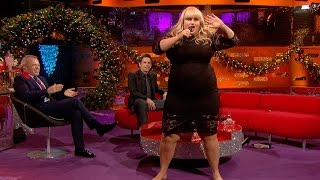 "Rebel Wilson Performs ""Push It"" By Salt N"