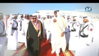 خادم الحرمين الشريفين في دولة قطر