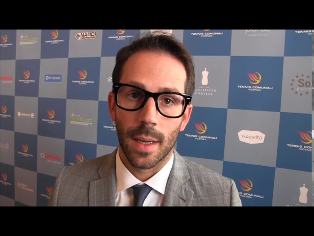 TENNIS - Presentata A2  - int a Matteo Celebron