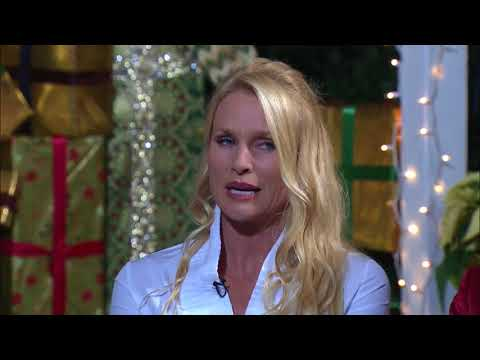 Nicollette Sheridan on Home & Family (November 25th, 2013)