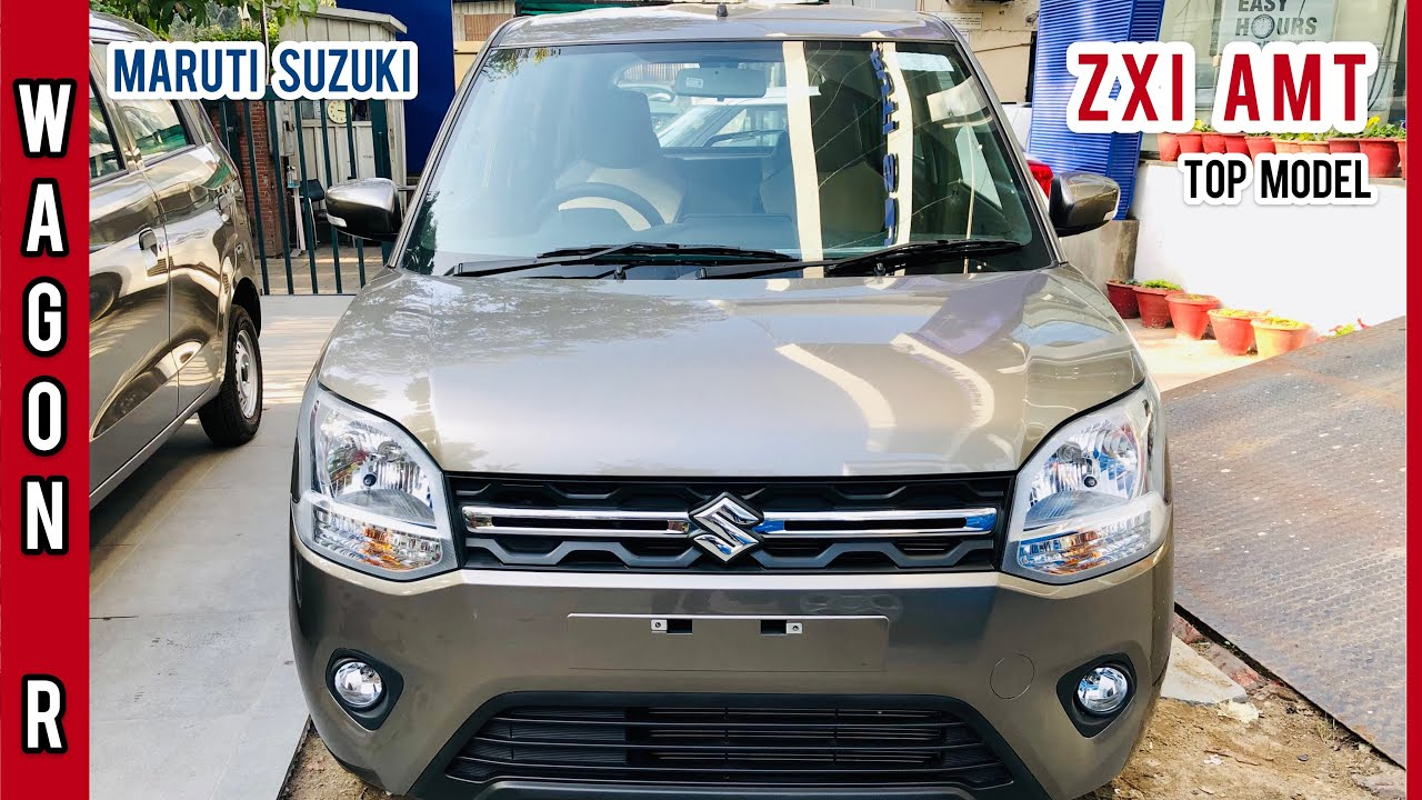 video Suzuki Wagon R AGS 2021 Price, Specifications & Features in Pakistan