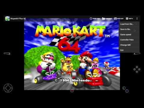 N64 Emulator On Android 5.1 Box