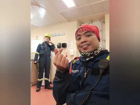 Pinoy Offshore workers Trip to Mauritania