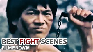 Bruce Lee's SECRET aka STORY OF THE DRAGON   BEST FIGHT SCENES - Martial Arts Movie