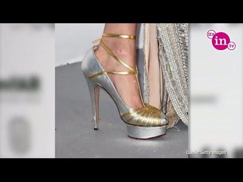 Die Schuhgrößen der Stars Das tragen Kate Winslet & Co.
