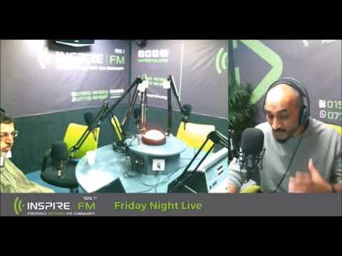 CAIR-Florida's Interview on #StonemanDouglas High School Shooting [Inspire FM Radio, Luton, UK]