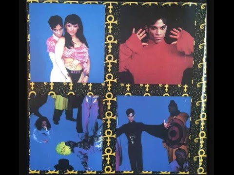 Sweet Thing / Sticky Wicked - Prince Feat Chaka Khan - Live 1995 - Rare !!