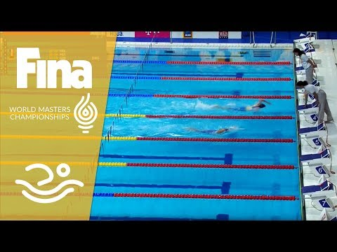 RE-LIVE - Swimming Day 7: Duna Arena Pool A | FINA World Masters Championships 2017 - Budapest