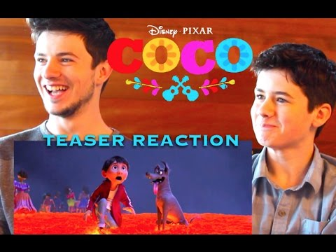 Thumbnail: Disney - Pixar COCO First Teaser Trailer: Our Reaction