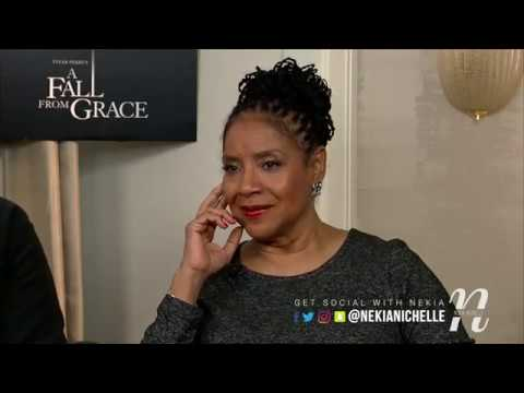 Thumbnail image for 'A Fall From Grace Cast Admits They Didn't Know Tyler Perry Had A Role In The Movie'